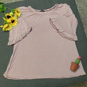 Vision USA Off The Shoulder Tunic Small